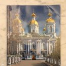 Libros antiguos: RUSIA-ST.NICHOLAS AND THE EPIPHANY NAVAL CATHEDRAL(29€). Lote 163164662