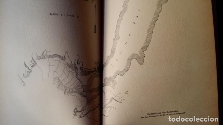 Libros antiguos: Walter MITTELHOLZER, Expedición aerea al ARTICO, 1925, MUY RARO, Amundsen - Foto 3 - 163339238