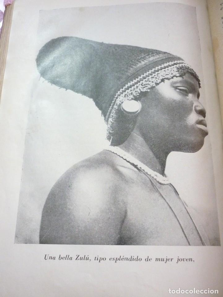 Libros antiguos: AL SUR DEL SAHARA. ATTILIO GATTI - Foto 6 - 163599442
