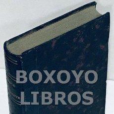 Libros antiguos: VIAGE A ORIENTE POR MR. DE LAMARTINE, TRADUCIDO AL CASTELLANO POR ALFREDO A. CAMUS. Lote 163748026
