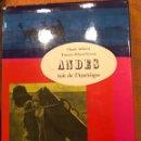 Libros antiguos: ANDES(15€). Lote 164628830