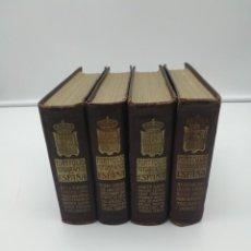 Libros antiguos: PORTAFOLIO FOTOGRÁFICO DE ESPAÑA 4 TOMOS EDITOR A MARTÍN. Lote 164633206