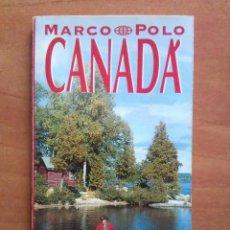 Libros antiguos: 1993 CANADÁ - GUÍA DE VIAJE CON INFORMACIÓN FIDEDIGNA. Lote 166240298