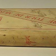 Libros antiguos: SOUVENIRS DE NOTRE TOUR DU MONDE. H. KRAFFT. LIBR. HACHETTE ET CIE. PARÍS. 1885.. Lote 166523370