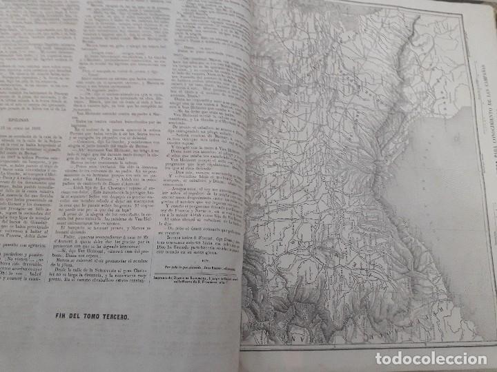 Libros antiguos: EL ALBUM DE LAS FAMILIAS AÑOS 1859 1860 1861 GRABADOS Y MAPAS BUEN ESTADO - Foto 3 - 166624558