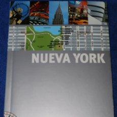 Libros antiguos: NUEVA YORK - PLANO GUÍA - SIN FRONTERAS (2001). Lote 168317992