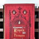 Libros antiguos: EUROPA PINTORESCA. TOMO II. EDIT. MONTANER Y SIMON. BARCELONA. 1883.. Lote 168706128