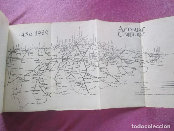 Libros antiguos: GUIA ASTURIAS DIVULGACIONES GEOGRAFICO HISTORICAS MUÑIZ VIGO AÑO 1929. - Foto 9 - 169284588
