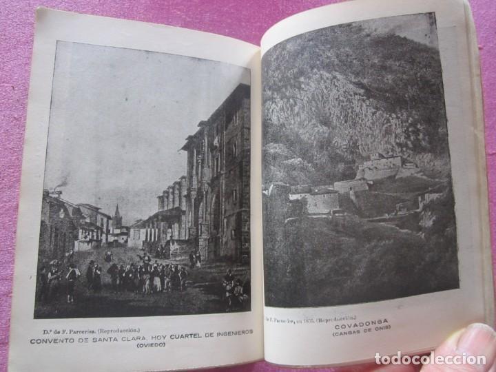 Libros antiguos: GUIA ASTURIAS DIVULGACIONES GEOGRAFICO HISTORICAS MUÑIZ VIGO AÑO 1929. - Foto 13 - 169284588