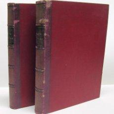 Libros antiguos: BIBLIOTECA DE VIAJES ARREGLADA POR UNA SOCIEDAD DE GEÓGRAFOS. MODERNAS EXCURSIONES... 2 VOLS. 1880.. Lote 170251328