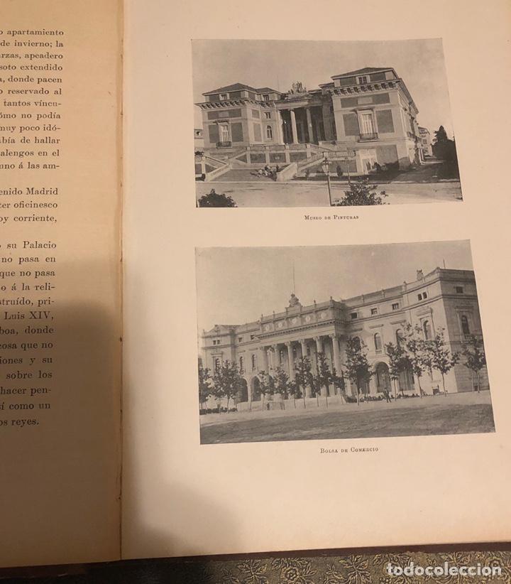 Libros antiguos: L- Las grandes ciudades. Roma-Madrid-Lisboa-Atenas-Tokio. Pedro Umpert. 1909 - Foto 6 - 170352541