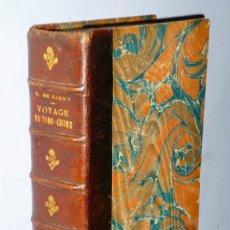Libros antiguos: VOYAGE EN INDO-CHINE ET DANS L´EMPIRE CHINOIS. Lote 170363372