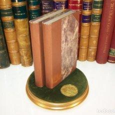 Libros antiguos: DIARIO DEL VIAJE DE UN NATURALISTA ALREDEDOR DEL MUNDO. CHARLES DARWIN. 2 TOMOS CALPE. MADRID. 1921.. Lote 170581975
