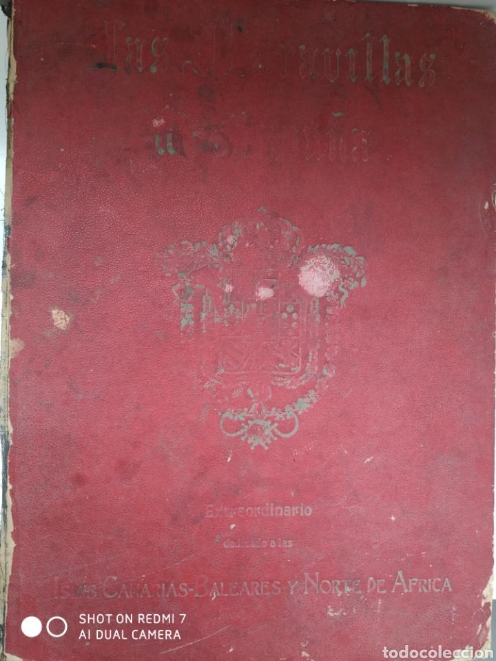 REVISTA LAS MARAVILLAS DE ESPAÑA LAS CANARIAS BALEARES Y NORTE DE ÁFRICA 1930 (Libros Antiguos, Raros y Curiosos - Geografía y Viajes)
