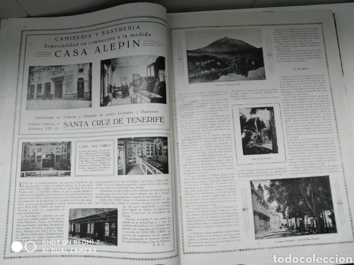 Libros antiguos: Revista las maravillas de España las Canarias Baleares y Norte de África 1930 - Foto 6 - 171015639