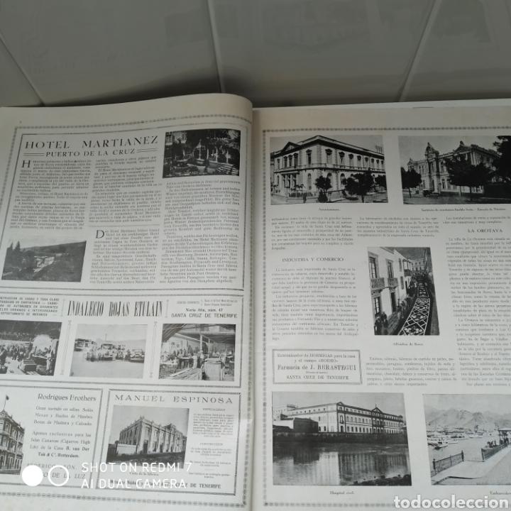 Libros antiguos: Revista las maravillas de España las Canarias Baleares y Norte de África 1930 - Foto 7 - 171015639