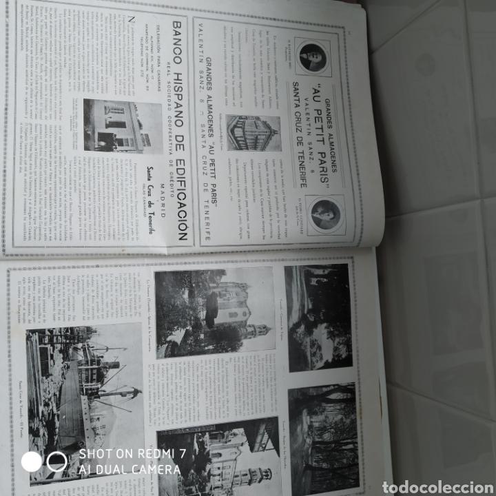 Libros antiguos: Revista las maravillas de España las Canarias Baleares y Norte de África 1930 - Foto 8 - 171015639