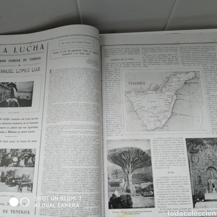 Libros antiguos: Revista las maravillas de España las Canarias Baleares y Norte de África 1930 - Foto 10 - 171015639
