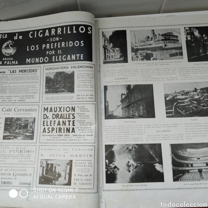 Libros antiguos: Revista las maravillas de España las Canarias Baleares y Norte de África 1930 - Foto 11 - 171015639