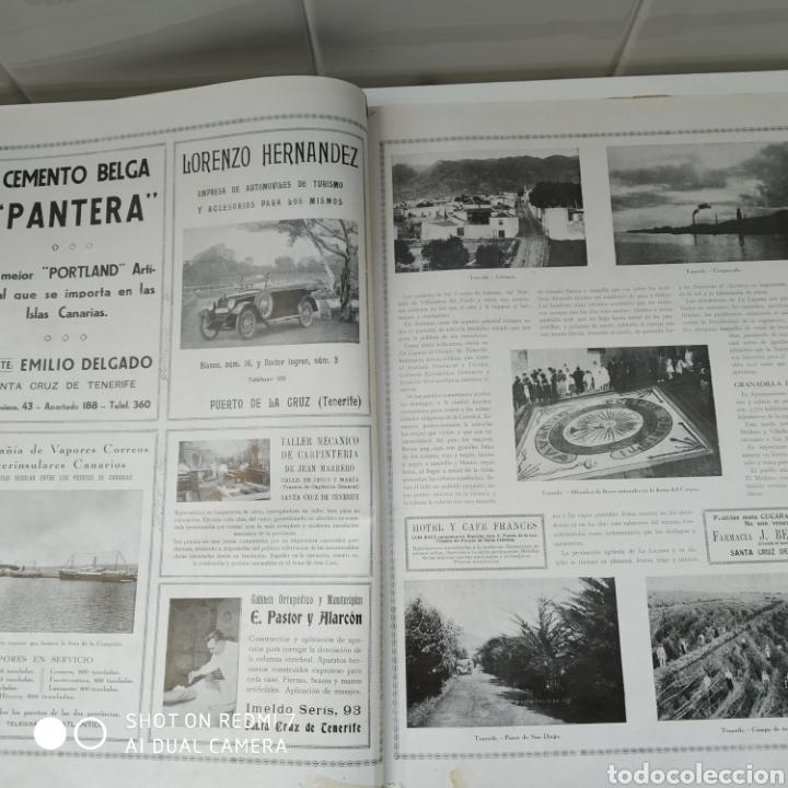 Libros antiguos: Revista las maravillas de España las Canarias Baleares y Norte de África 1930 - Foto 12 - 171015639