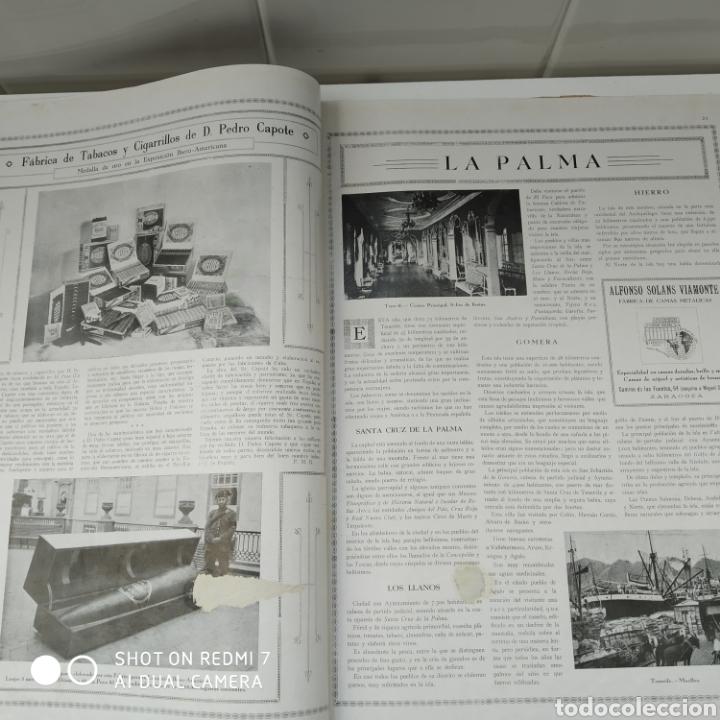 Libros antiguos: Revista las maravillas de España las Canarias Baleares y Norte de África 1930 - Foto 13 - 171015639