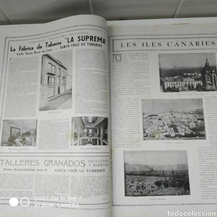 Libros antiguos: Revista las maravillas de España las Canarias Baleares y Norte de África 1930 - Foto 14 - 171015639