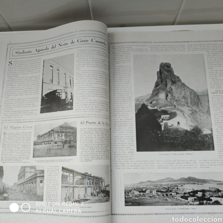 Libros antiguos: Revista las maravillas de España las Canarias Baleares y Norte de África 1930 - Foto 16 - 171015639