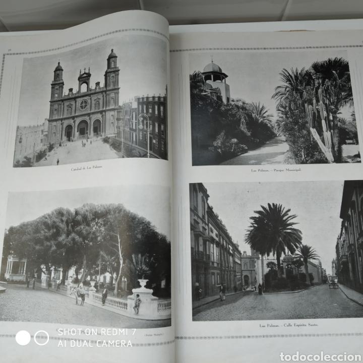 Libros antiguos: Revista las maravillas de España las Canarias Baleares y Norte de África 1930 - Foto 17 - 171015639