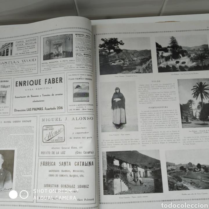 Libros antiguos: Revista las maravillas de España las Canarias Baleares y Norte de África 1930 - Foto 18 - 171015639