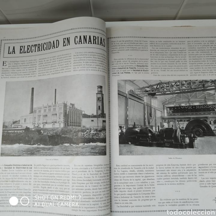 Libros antiguos: Revista las maravillas de España las Canarias Baleares y Norte de África 1930 - Foto 19 - 171015639