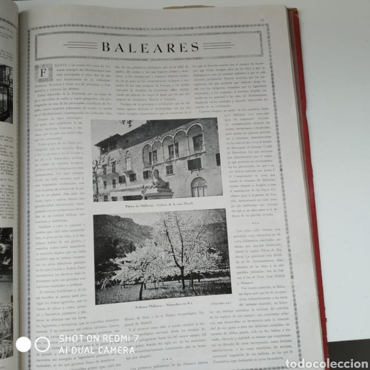 Libros antiguos: Revista las maravillas de España las Canarias Baleares y Norte de África 1930 - Foto 20 - 171015639