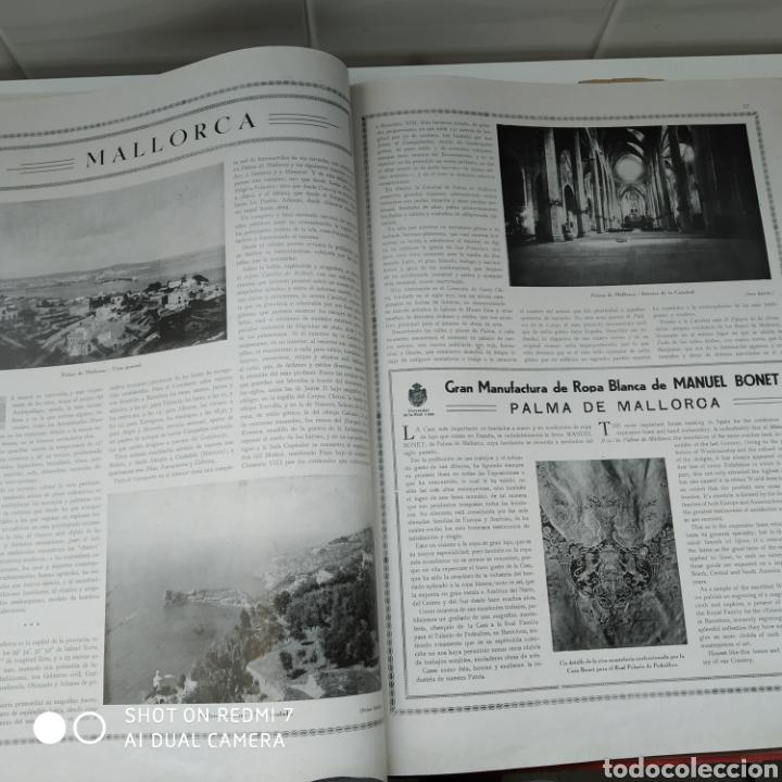 Libros antiguos: Revista las maravillas de España las Canarias Baleares y Norte de África 1930 - Foto 21 - 171015639