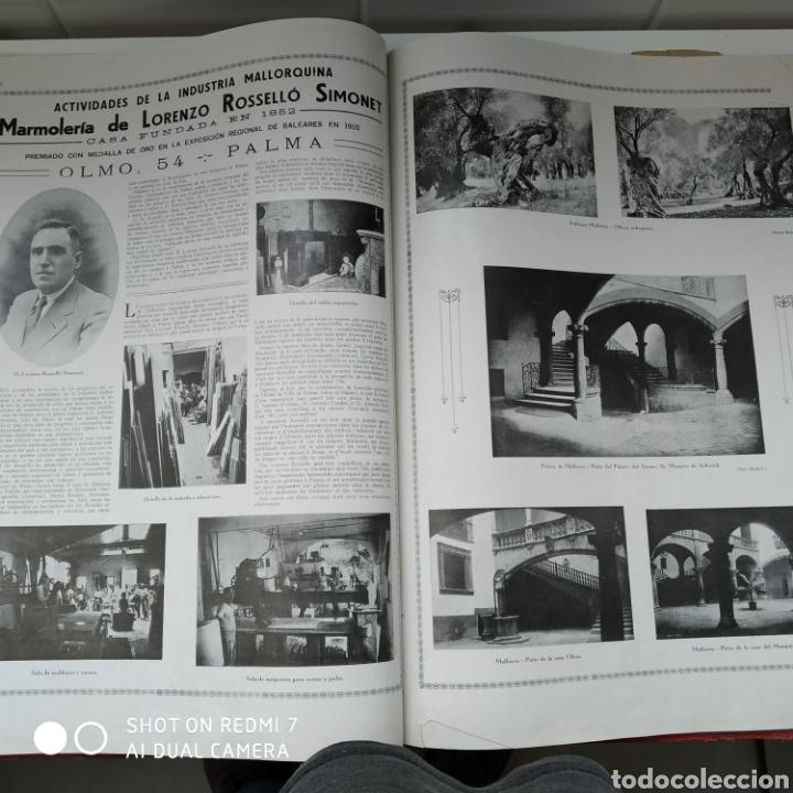 Libros antiguos: Revista las maravillas de España las Canarias Baleares y Norte de África 1930 - Foto 22 - 171015639