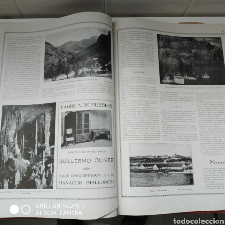 Libros antiguos: Revista las maravillas de España las Canarias Baleares y Norte de África 1930 - Foto 23 - 171015639