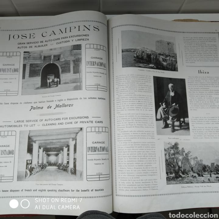 Libros antiguos: Revista las maravillas de España las Canarias Baleares y Norte de África 1930 - Foto 25 - 171015639