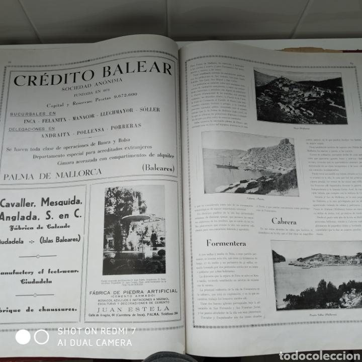 Libros antiguos: Revista las maravillas de España las Canarias Baleares y Norte de África 1930 - Foto 26 - 171015639