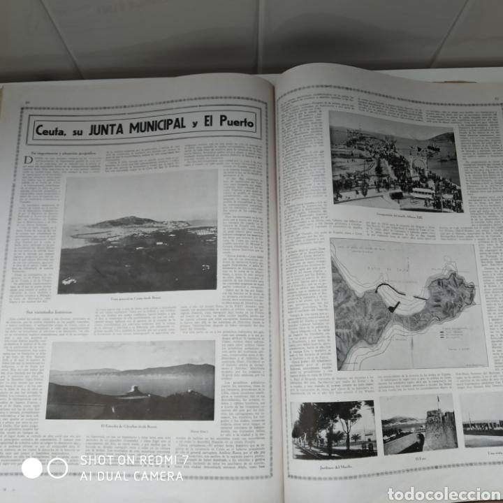 Libros antiguos: Revista las maravillas de España las Canarias Baleares y Norte de África 1930 - Foto 28 - 171015639