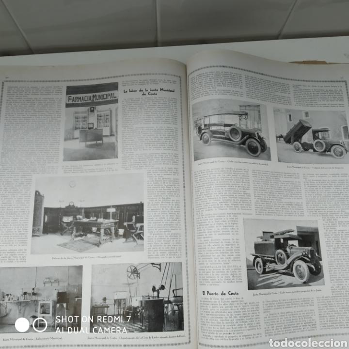 Libros antiguos: Revista las maravillas de España las Canarias Baleares y Norte de África 1930 - Foto 30 - 171015639