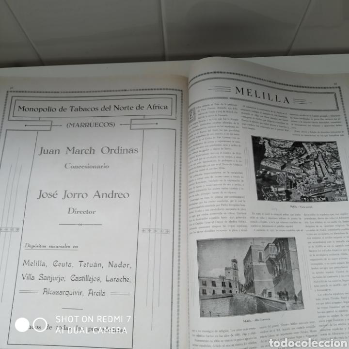 Libros antiguos: Revista las maravillas de España las Canarias Baleares y Norte de África 1930 - Foto 32 - 171015639