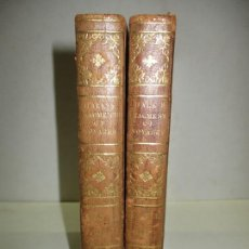 Libros antiguos: FRAGMENTS OF VOYAGES AND TRAVELS. SECOND AND THIRD SERIES. HALL, BASIL. 1833.. Lote 171410723