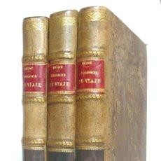 Libros antiguos: 1916 - ENRIQUE HEINE: CUADROS DE VIAJES - OBRA COMPLETA - LITERATURA DE VIAJES, ROMANTICISMO ALEMÁN. Lote 195811132