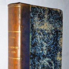 Livros antigos: LES SOURCES DU NIL. JOURNAL DE VOYAGE DU CAPITAINE JOHN HANNING SPEKE. Lote 172034365