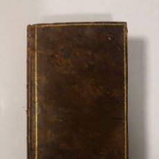 Libros antiguos: THE HISTORY OF THE CITY OF GLASGLOW. JAMES DENHOLM. THRID EDITION. GLASGLOW, 1804. PAGINAS: 608. Lote 172220610
