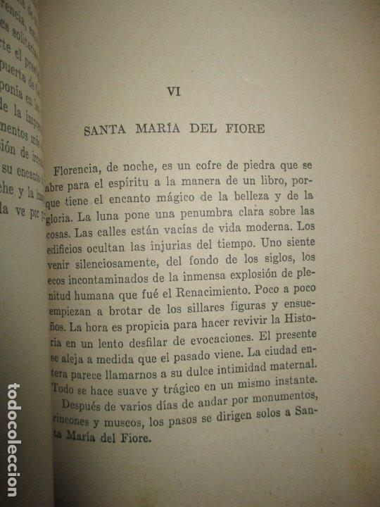 Libros antiguos: CIUDADES ITALIANAS. - RAMOS, Juan P. 1930. - Foto 4 - 123234996