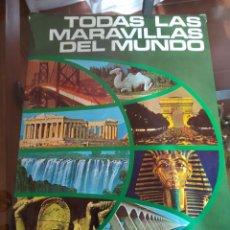 Libros antiguos: TODAS LAS MARAVILLAS DE MUNDO. Lote 172747018