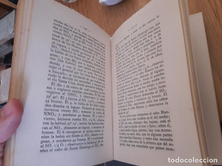 Libros antiguos: Viajes y descubrimientos españoles en el Pacífico, FERNÁNDEZ DE NAVARRETE, 1919 - Foto 4 - 173001785