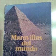 Libros antiguos: MARAVILLAS DEL MUNDO SALVAT 1980. Lote 173563173