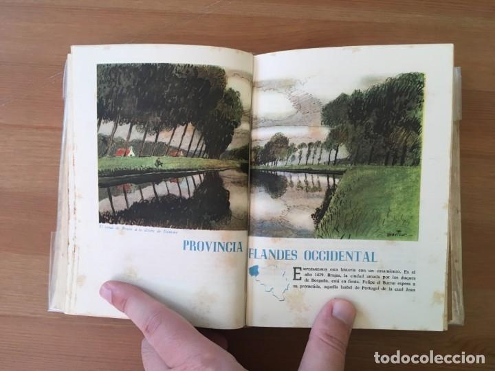 Libros antiguos: EL MUNDO EN COLOR - BENELUX - LIBRO ILUSTRADO - Foto 5 - 149894966