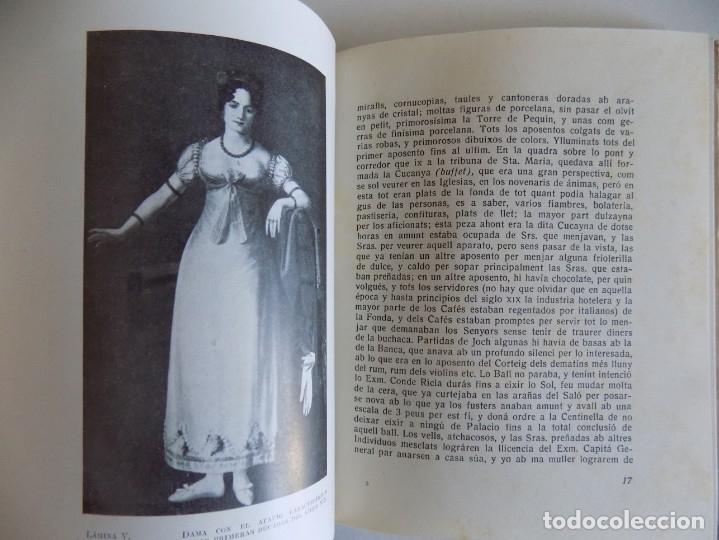 Libros antiguos: LIBRERIA GHOTICA. MANUEL ROCAMORA. UN SIGLO DE MODAS BARCELONESAS.1750-1850. MUY ILUSTRADO. 1945 - Foto 2 - 174336034
