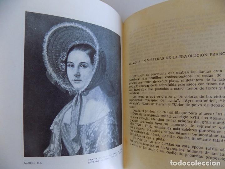 Libros antiguos: LIBRERIA GHOTICA. MANUEL ROCAMORA. UN SIGLO DE MODAS BARCELONESAS.1750-1850. MUY ILUSTRADO. 1945 - Foto 3 - 174336034